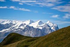 szwajcarskie alpy Zdjęcie Royalty Free