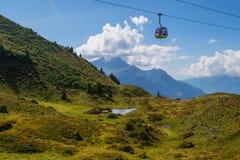 szwajcarskie alpy Fotografia Stock