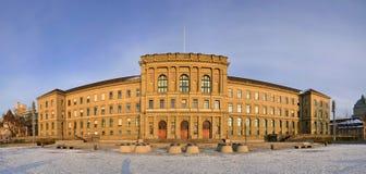 Szwajcarskiego Federacyjnego instytutu technologii Główny budynek zdjęcia royalty free