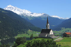 szwajcarzy krajobrazu Fotografia Stock