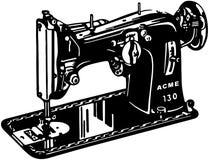 Szwalna maszyna Obraz Stock
