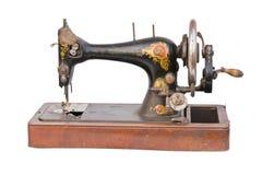 Szwalna rocznik maszyna Fotografia Royalty Free