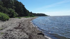 Szwecja wyspa Obrazy Stock
