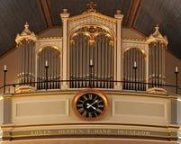 szwedzcy kościelni instrumenty Fotografia Stock