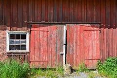 Szwedzka wieś Fotografia Royalty Free