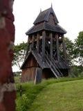 Szwedzki dzwonkowy wierza Obraz Stock