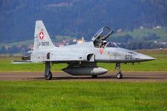 Szwedzki siły powietrzne 17 skrzydło Obrazy Stock