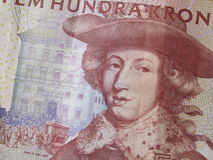 500 szwedzkich koron Zdjęcia Stock