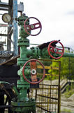 Szyb naftowy Zdjęcie Stock