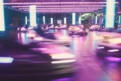 Szybcy Rekordowi samochody fotografia royalty free