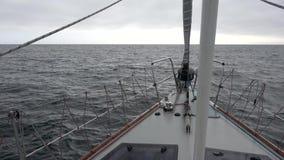 Szybka łódź zdjęcie wideo