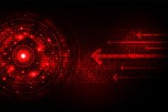Szybka operacja cyfrowi systemy obraz stock