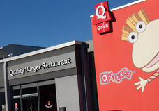 Szybki fast food Zdjęcia Royalty Free