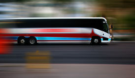 szybki transport publiczny Fotografia Royalty Free