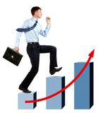 szybki wzrost obraz stock