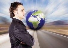 szybkość biznesu zdjęcie royalty free