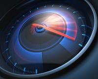 szybkościomierz ilustracji
