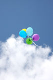 szybko się zwiększać niebo Zdjęcia Stock