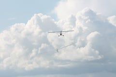 szybowa samolot Zdjęcia Royalty Free