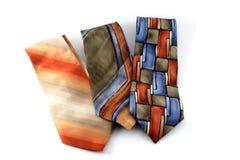 szyja grupowi krawaty Zdjęcie Royalty Free
