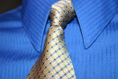 szyja krawat Zdjęcia Stock