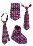 szyja krawat Fotografia Stock