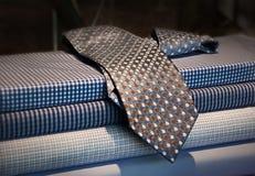 Szyja krawat obraz royalty free