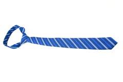 Szyja krawata mężczyzna moda Zdjęcia Royalty Free