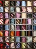 szyja krawaty Obraz Royalty Free