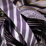szyja krawaty Zdjęcie Stock