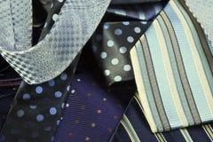 Szyja krawaty Zdjęcia Royalty Free