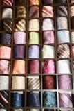 szyja męscy krawaty Zdjęcie Royalty Free