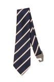 szyja odosobniony krawat Fotografia Stock