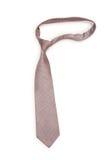 szyja odosobniony krawat Zdjęcia Stock