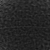 Szyk Z Dynamicznymi cząsteczkami 3d technologii futurystyczny styl abstrakcyjny tło struktura Jarzyć się punkty Obrazy Royalty Free