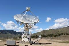 szyka astrofizyczny naczynia obserwatorium Zdjęcie Royalty Free