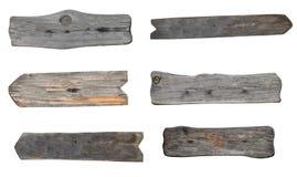 szyldowy drewniany Zdjęcie Stock