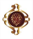 szyldowy Leo zodiak Obrazy Stock