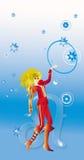 szyldowy Leo zodiak Fotografia Royalty Free