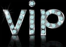Szyldowy vip Zdjęcie Royalty Free
