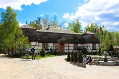 Szymbark, Polônia - 3 de maio de 2014 fotos de stock royalty free