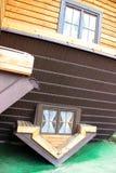 Szymbark, Polen - Mei 03, 2014 royalty-vrije stock foto's
