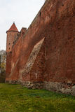 Szymbarkkasteel in Polen Stock Foto