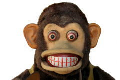 szympans machinalny Zdjęcie Stock