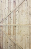 Tábuas corridas de madeira Imagens de Stock