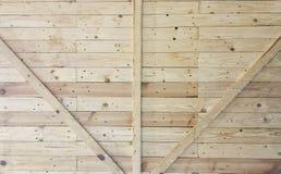 Tábuas corridas de madeira Fotos de Stock Royalty Free