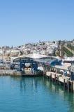 Tánger, Tánger, Tánger, Marruecos, África, África del Norte, costa de Maghreb, Estrecho de Gibraltar, mar Mediterráneo, Océano At Imagenes de archivo