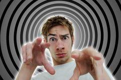 Táticas do controle de mente imagem de stock