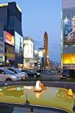 Táxi de Osaka Fotos de Stock Royalty Free