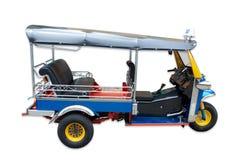 Táxi de Tuktuk em Tailândia Foto de Stock Royalty Free